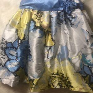 Cherokee Dresses - Toddler Floral Print Dress